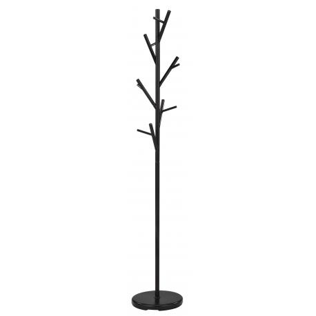 Venla-pystynaulakko musta