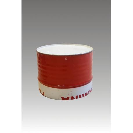 Zinc-tynnyripöytä punainen